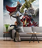 "'Sunny Decor foto carta da parati""Marvel Avengers Age Of Ultron, 1 pezzi, bunt, sd458"