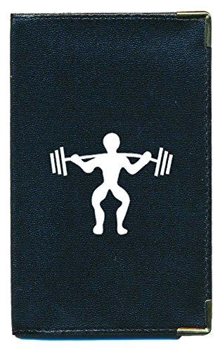 Syl'la , Porta passaporto , Body building (nero) - cg-tpas