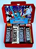 Hershey's American Candy Chocolate Bars Hamper Selection...