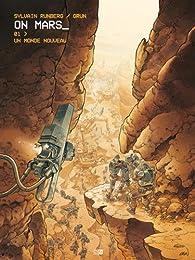 On Mars, tome 1 : Un nouveau monde par Runberg