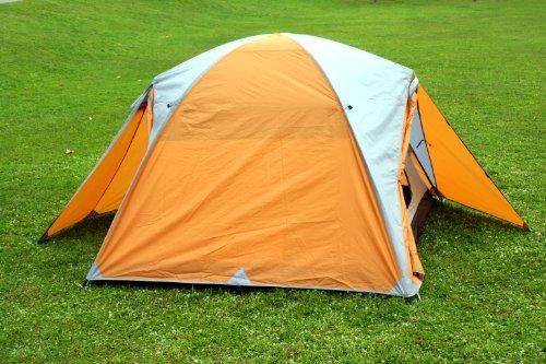 MONTIS HQ JOVIAN, 3 Personen, Premium Camping Tour Zelt, 345x215xH140, 3,8kg, AKTIONSPREIS! - 4