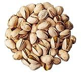 Bio Kalifornien Pistazien durch Food to Live (InDerSchale, Geröstet Und Gesalzen, Nicht-GVO, Koscher, Masse) - 25 Pfund