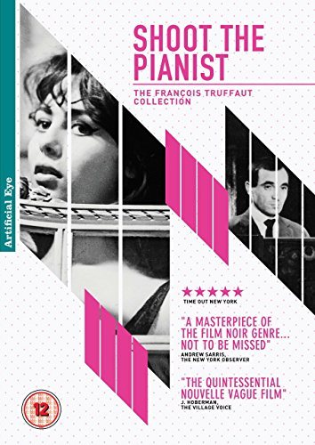 Bild von Shoot the Pianist [DVD] [UK Import]