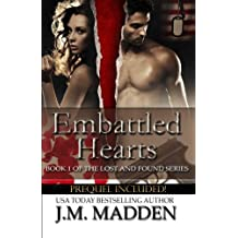 Embattled Hearts (Lost And Found Series) by J.M. Madden (2013-02-15)