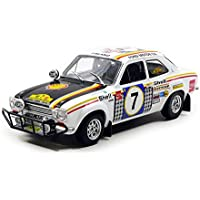 Triple 9 – Ford Escort RS 1600 MKI Safari 1972, T9 – 1800132, Blanco