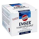 EMSER Nasenspuelsalz physiologisch Btl., 50 St