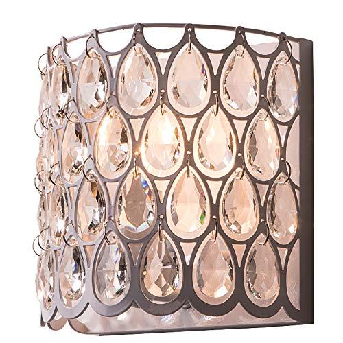 AGECC Retro Wall Lamp Creative Mosaic Type Fresh Night Lamp Bedroom Bedside Lamp Corridor Children's Wall Lamp