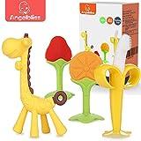 Mordedor refrigerante Playgro 0182213 2 unidades forma de abeja