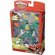 Power Rangers Dino Charge–Figura di azione Verde