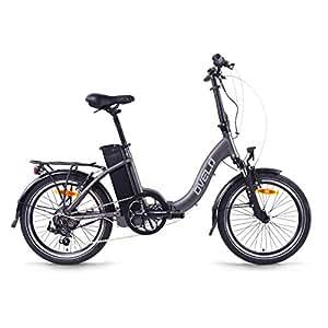 Vélo électrique pliant OVELO 20' - Cadre bas