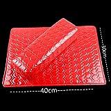 Anself Newgreen silicone Hand Pillow nail art Table Mat Holder cuscino lavabile pieghevole