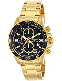 Invicta 14878 - Reloj para hombre color negro / dorado