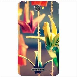 Sony Xperia E4 Back Cover - Nice Designer Cases