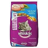 #3: Whiskas Adult Cat Food Pocket Ocean Fish, 7 kg Pack