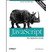 JavaScript: The Definitive Guide, 3rd Edition  (en anglais)