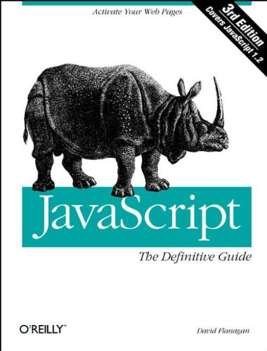 Javascript - The Definitive Guide 3e