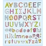 Hobby Design 3452312 - Adhesivo con las letras del alfabeto