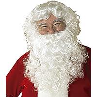 Rubies Spain Peluca Y Barba con Bigote Papa Noel