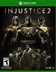 WB Games Injustice 2 Legendary Edition Xbox One 1 Pack Original Version