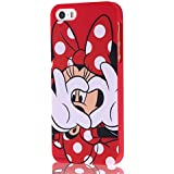 Disney Characters Close-Up iPhone 5s/5 Case (Minnie)