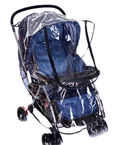 Passeggino universale parapioggia, passeggino parapioggia trasparente impermeabile per passeggino