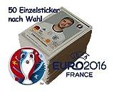 Panini EM 2016 France - 50 Sticker nach Wahl