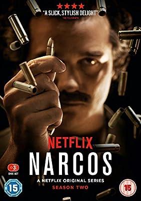 Narcos Season 2 [DVD]