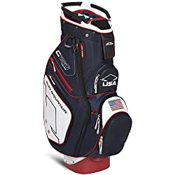 Sun Mountain C130 Golf Cart Bag - Navy/White/Red - 2015 Closeout by Sun Mountain