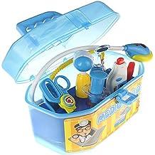 Spielzeug Arztkoffer mit umfangreichem, funktionierendem Zubehör