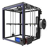 Impresoras 3D Cubo de Metal 3D Impresora de Escritorio Prusa i3 De Alta Precisión DIY Autoensamblaje Completo Aluminio Square Frame 3D Kit de Impresora, Grande Tamaño de impresión 330 * 330 * 400mm