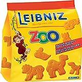 Delicious Leibniz Zoo Kekse?Bahlsen (100g)