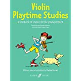 Violin Playtime Studies: (Solo Violin) (Faber Edition)