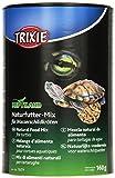 Trixie 76274 Naturfutter-Mix, Wasserschildkröten, 160 g