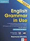 English Grammar in Use: Fourth edition . Book with pullout grammar, answers and interactive ebook