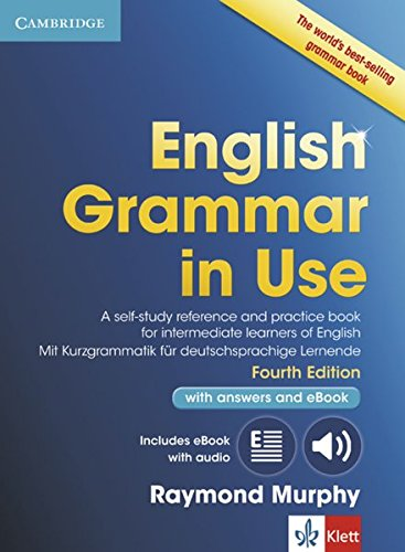 English Grammar in Use. Fourth edition. . Book with pullout grammar, answers and interactive ebook por Raymond Murphy