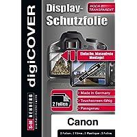 digiCOVER Basic Displayschutzfolie Canon EOS 1300D