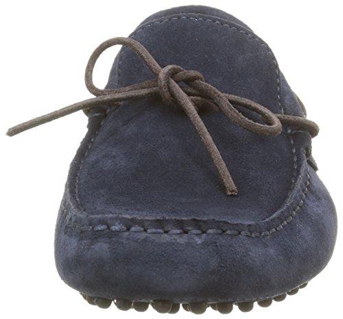 Kost Tapalo, Mocassins Homme Bleu (Marine)