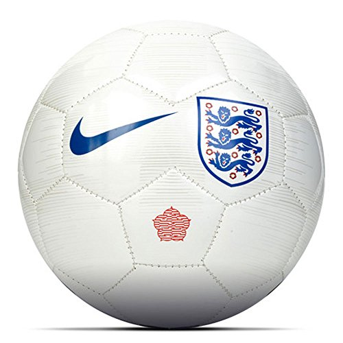 Nike England Wm 2018 Mini Soccer Ball White Challenge Red Port Royal 1