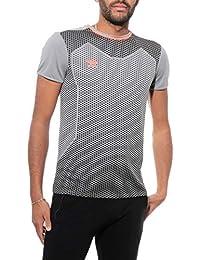 c8dd59f9cf06c Umbro Tee Shirt Degrade Homme Sport Gris