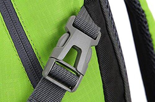 TUOZA Im Freien Wasserdichte Freizeitsport Bergsteigen Tasche Grey