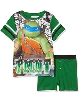 TMNT - Teenage Mutant Ninja Turtles Leonardo, Conjuntos de Pijama para Niños
