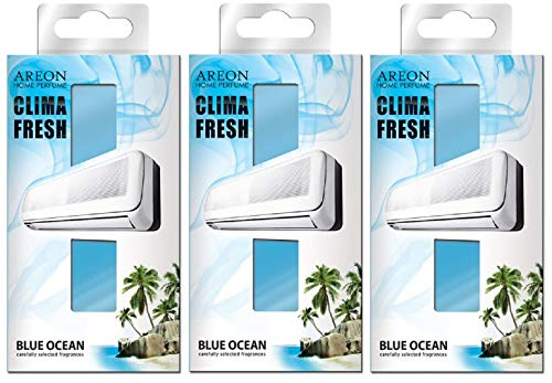 Areon Clima Fresh Ambientador Océano Azul