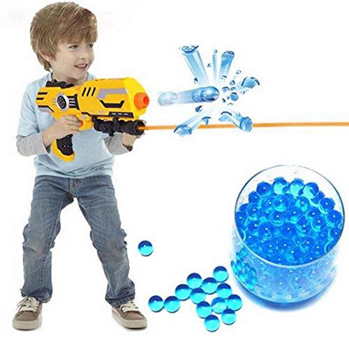 E Support™ Multi Farben weiche Kristallwasser Paintball Gewehr Gewehrkugel Luft Wasser Gun Spielzeug Airsoft Pflanzenerde