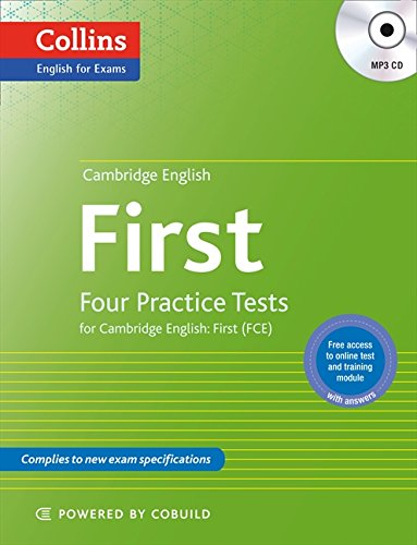 Practice Tests for Cambridge English: First: FCE (Collins Cambridge English) por Peter Travis