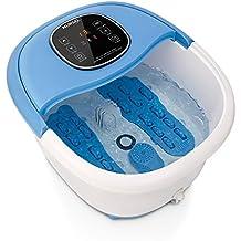 NURSAL Masajeador todo en uno, masajeador tipo spa para pies, uso en bañera - 500W