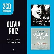 2 CD Originaux : a Nos Corps-Aimants / la Femme Chocolat
