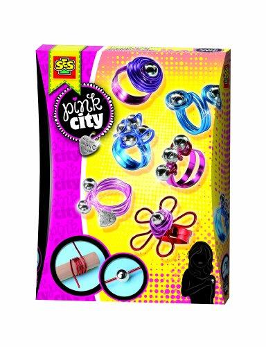 kit-de-creation-de-bagues-pink-city-6-fils-metalliques-15-perles-argentees-sac-organza-bre