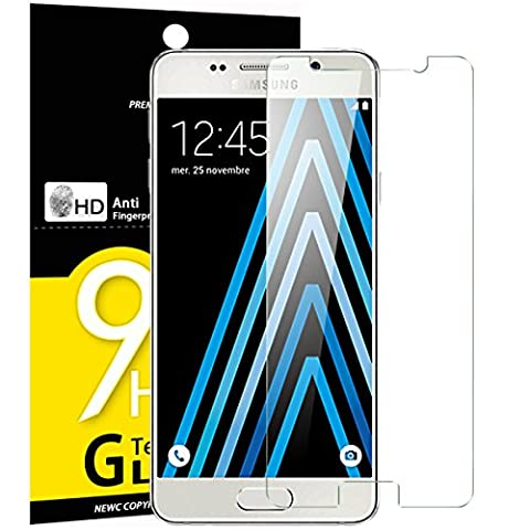 Ecran Lcd Samsung Galaxy A3 - VERRE TREMPE SAMSUNG GALAXY A3 EDITION 2016,