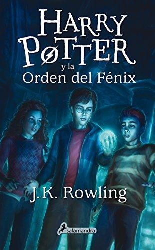 HARRY POTTER RUSTICA 5 Y LA ORDEN DEL FENIX