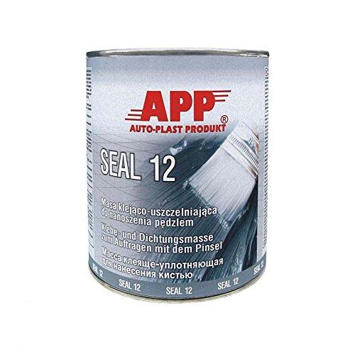 APP SEAL 12 streichbare Karosseriedichtmasse grau 1kg 040105